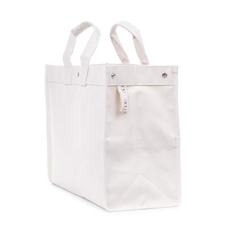 Utility Canvas Classic Field Bag - Solid Natural