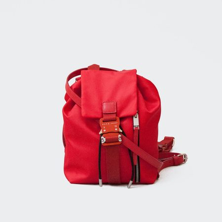 Alyx Baby X Backpack Bag - Red