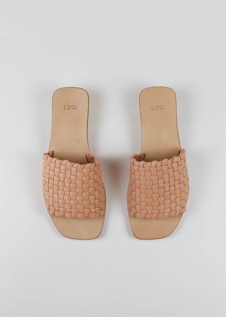 LOQ Elora sandal - Nude
