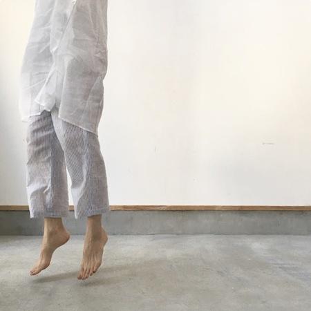 Cricri Organic Cotton Khadi Pant