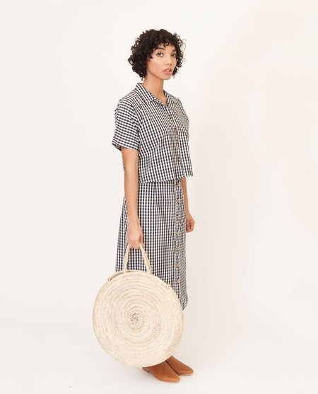 Beaumont Organic Isabel-Lou Organic Cotton Shirt - Stripes