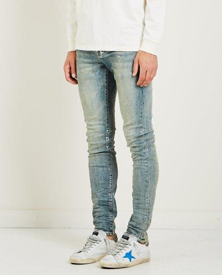 PURPLE Slim Fit indigo Jean - Light