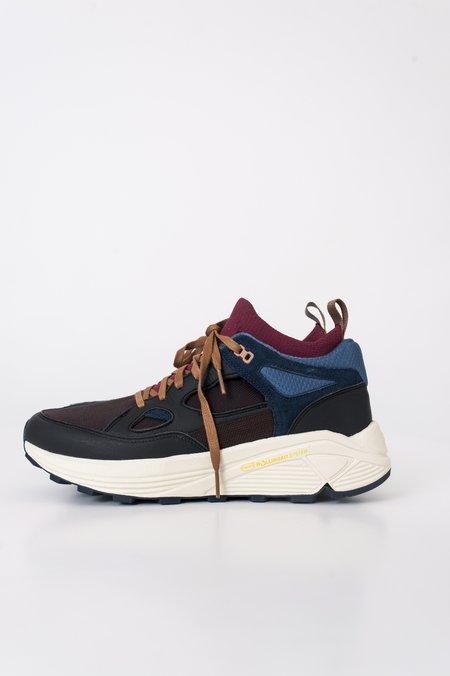 Brandblack Aura Sneaker - Crimson/Navy