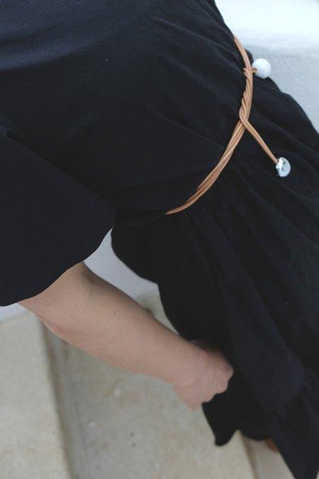 jujumade loop belt - Brown