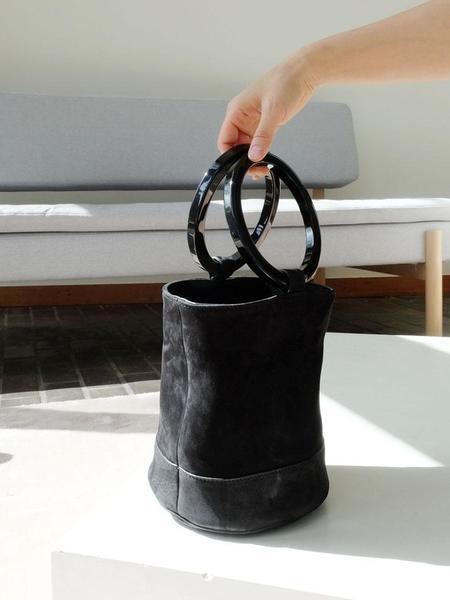 Simon Miller Bonsai 20 Bucket Bag - Black