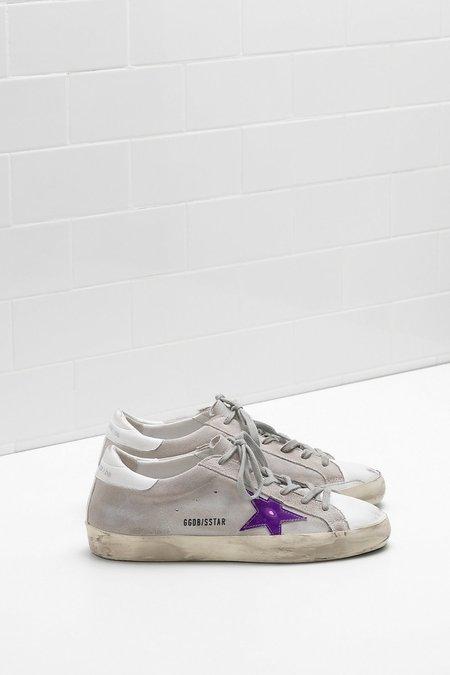 Golden Goose Superstar Sneakers - Viola Star