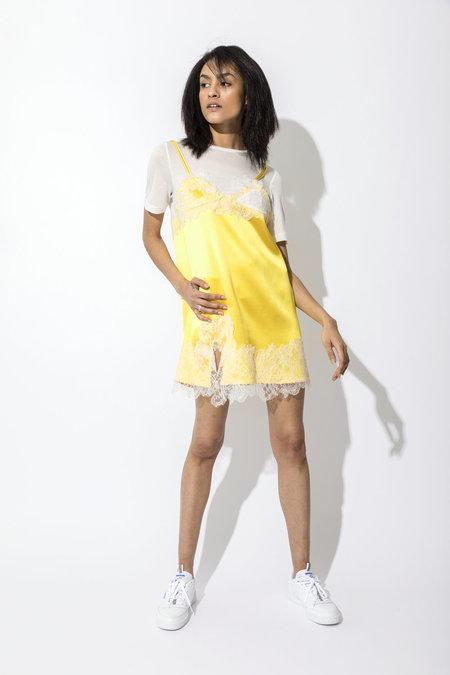 Pamplemousse NY Sunflower Dress - YELLOW