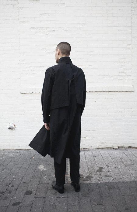 Iise Long Trench Coat