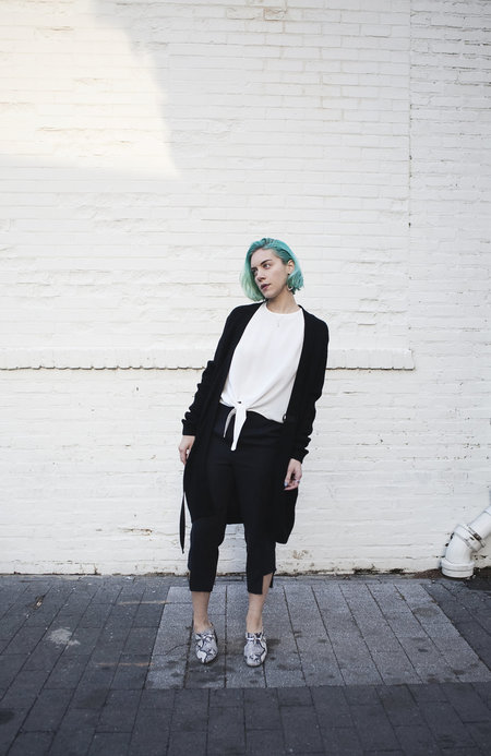 Religion Rogue Knit Cardigan