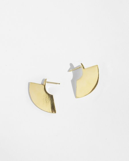 Knobbly Kimur Earrings