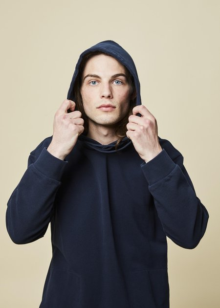 Homecore Orion Hoodie Sweater - navy