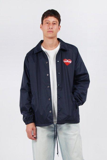 ARCADE Heartbreaker Coach Jacket - Navy
