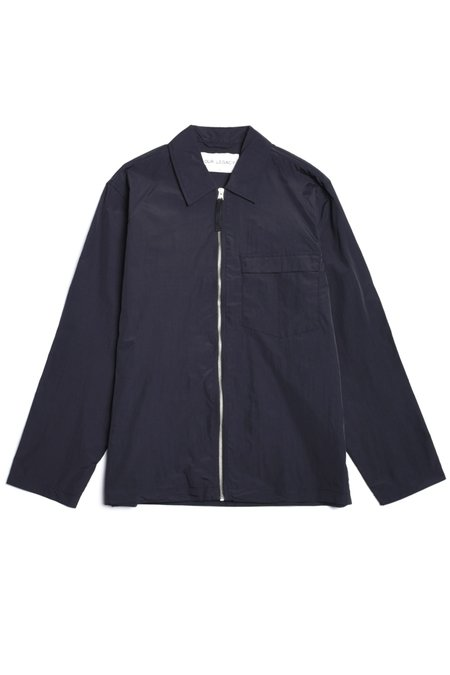 Our Legacy Tech Blouson Shirt - Navy