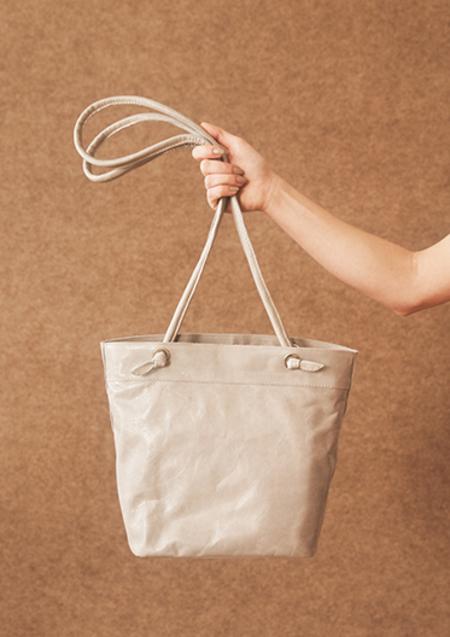 About Arianne Frances Handbag - Grey