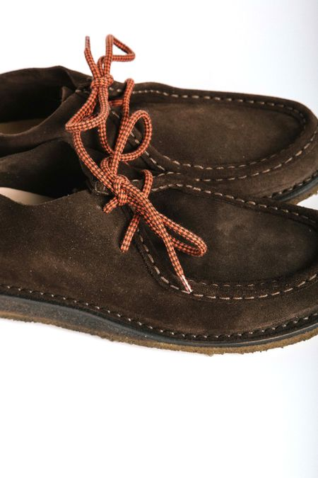 Astorflex Beenflex Shoes - Dark Chestnut