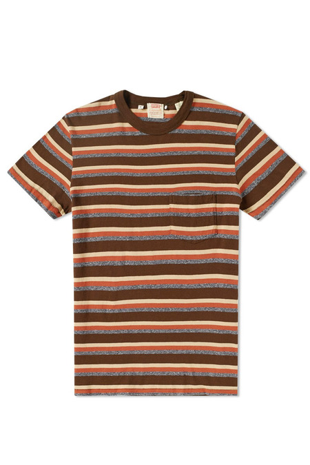 Levi's Vintage Clothing 1960 Casual Stripe Tee