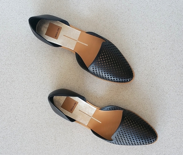 Dolce Vita Laynie Leather Flats
