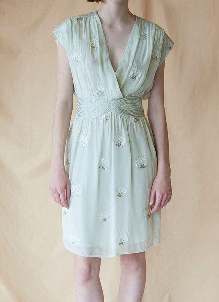 Intropia Ves Dress - Mint