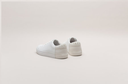 THEY New York Two-Tone Low - White/Off White