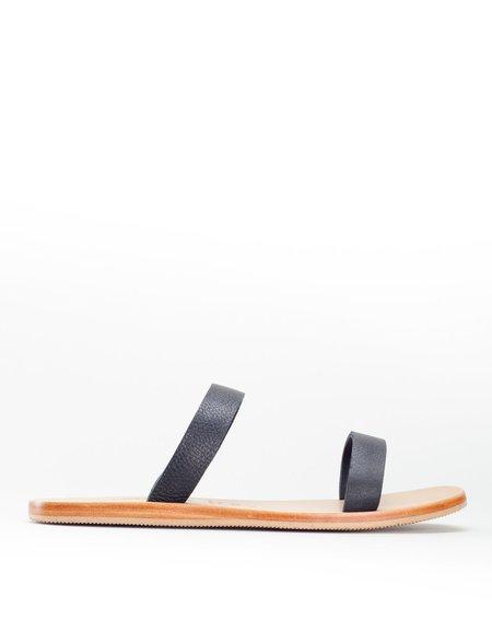 St. Agni Lowe 2 Strap Slide - Black