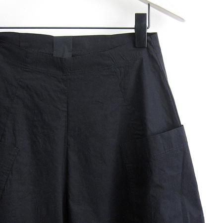 Rundholz Linen/Cotton Pant - Black