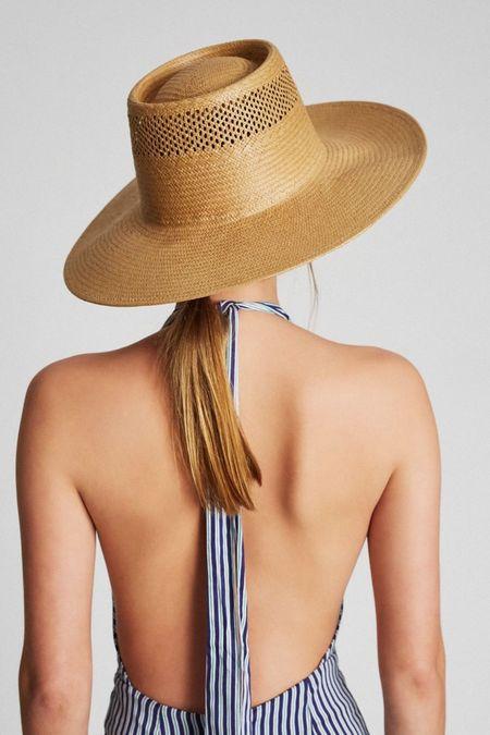 Brixton Trinidad Hat  - Tan