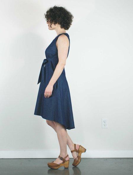 Bodybag by Jude Paris Dress - Denim