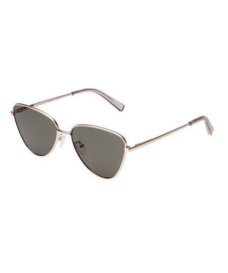 Le Specs Echo Sunglasses - Matte Gold