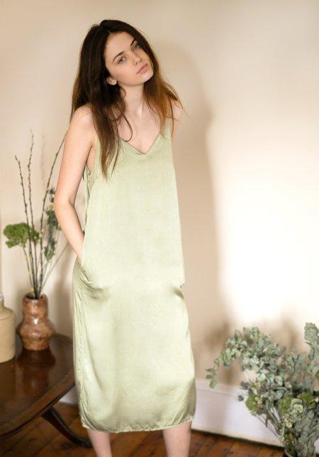 Colorant Slip Dress Dress - Mint