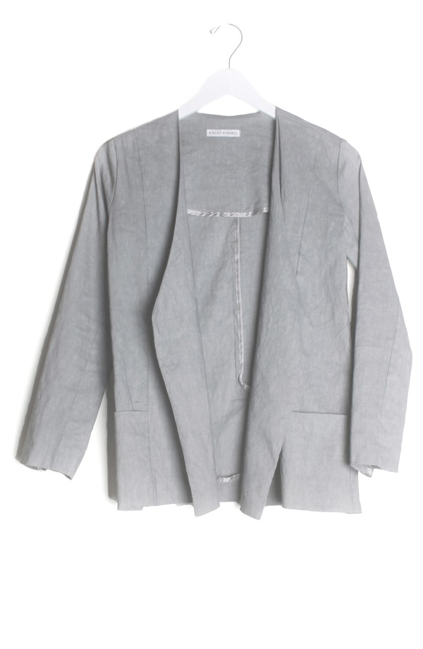 Kieley Kimmel Sierra Jacket   grey