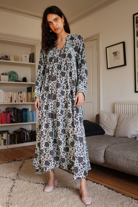 Natalie Martin Fiore Maxi Dress - floral