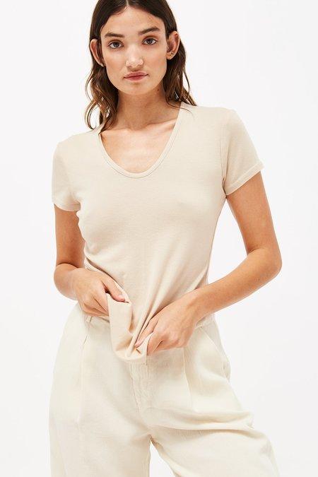 Lacausa Clothing Scoop Tee