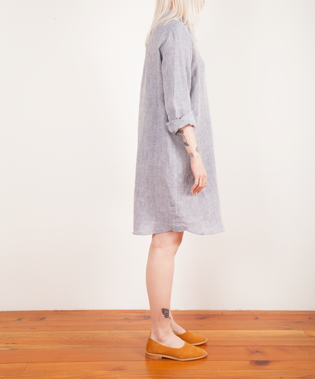 Hartford Royan Linen Popover Dress