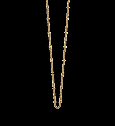 Kirstin Ash Ball Chain Short - Gold
