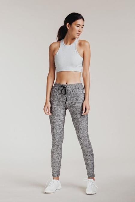 Outdoor Voices ATHENA CROP - DOVE GREY
