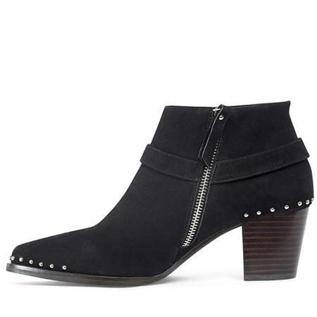 Kathryn Wilson Sienna Boot - Black