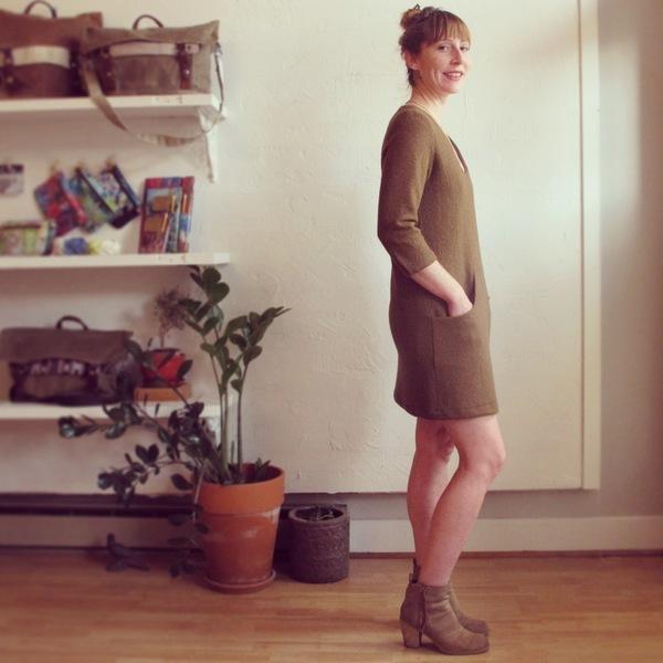 Dagg & Stacey Edith Dress