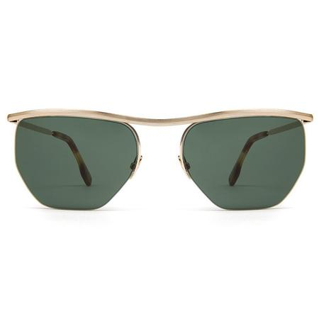 Zanzan Paninaro Sunglasses - Green