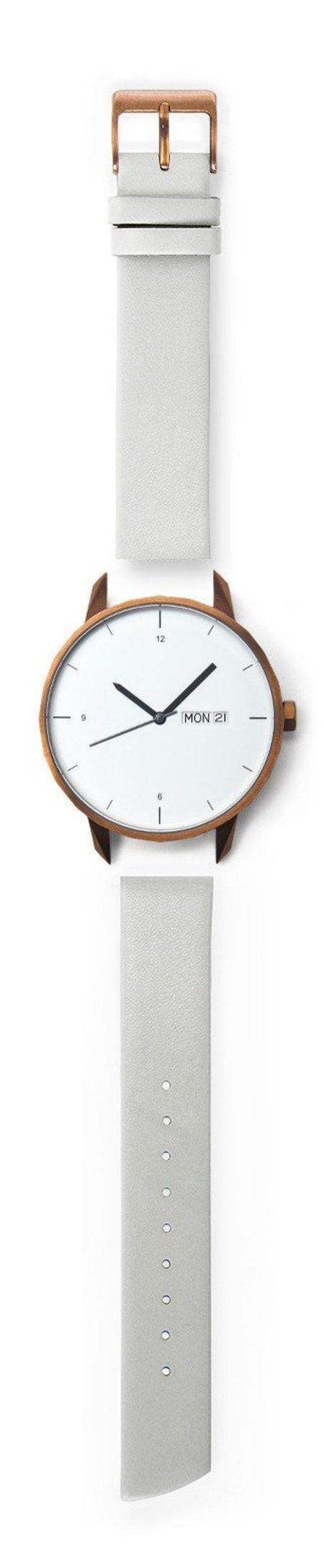Unisex Tinker Watches 42mm Standard Strap Watch - Copper/Grey