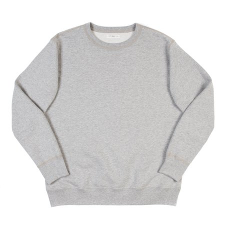 Lady White Lite Sweatshirt - Heather Grey