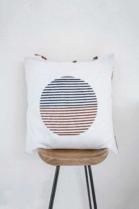 Rising Sun Cushion