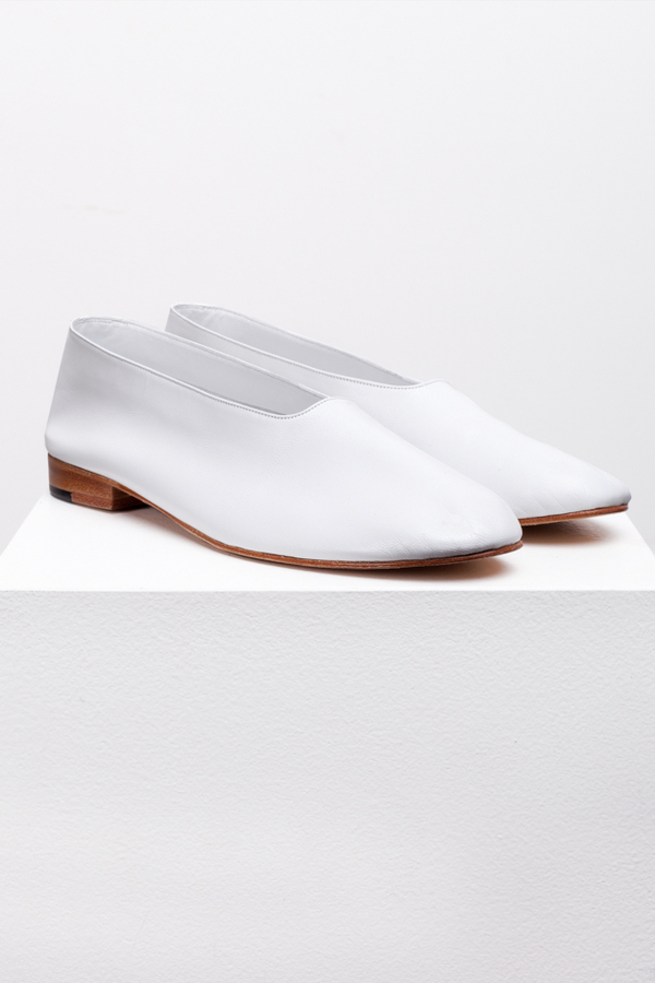 Martiniano Glove Slip-On Flats