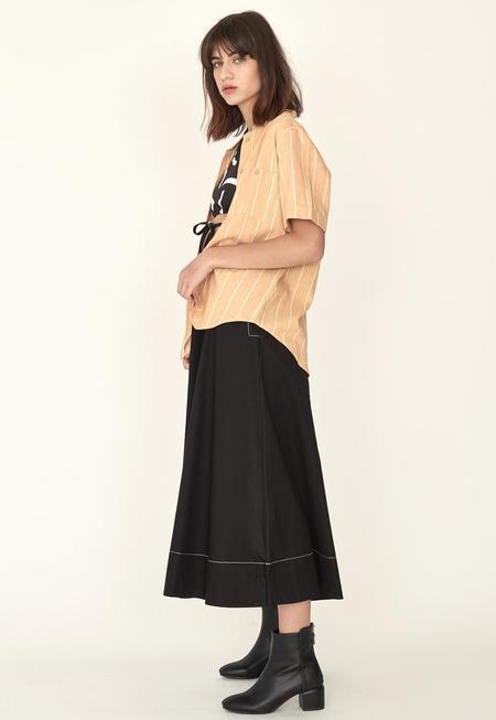 Sunad Gibson Shirt - Desert Stripes
