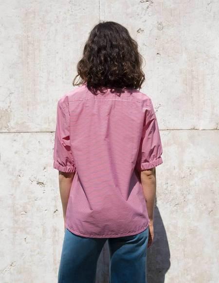 Asciari Milano Ararat Striped Shirt