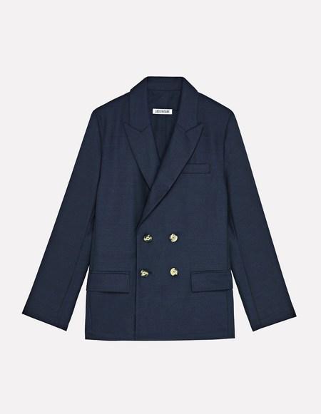 Laquintane Blazer Jacket - Blue Navy