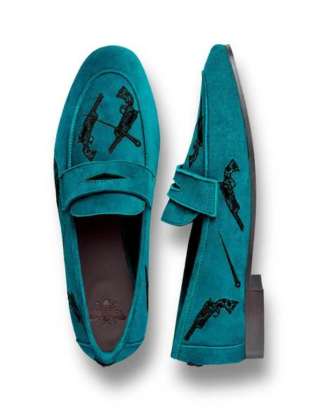 Bougeotte Gun Gauguin Flaneur Loafers