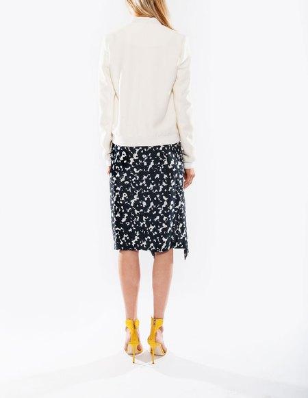 Nafsika Skourti  Skirt - Navy Camo