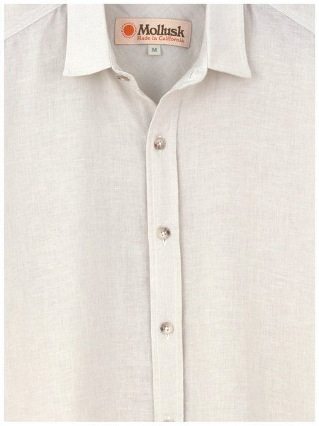 Mollusk Summer Shirt - Fog