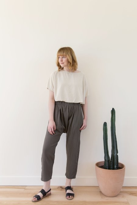 The Podolls Harem Pant - Nettle