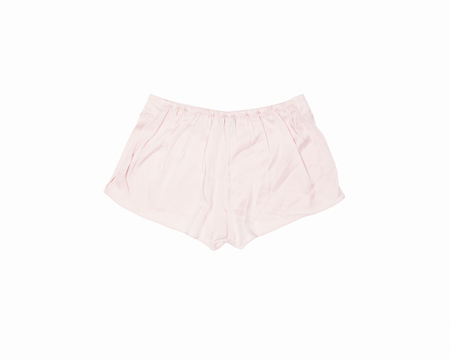 OH Organic Silk Shorts - Blush